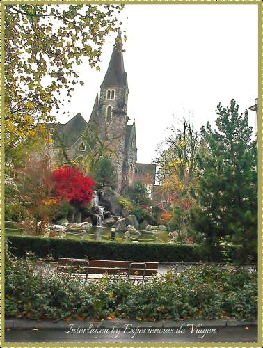 experiencias-de-viagens-Interlaken-jardim