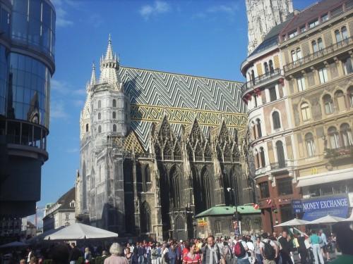 experiencias-de-viagens-viena-austria-Stephansplatz-catedral