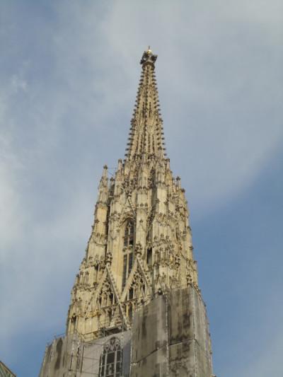 experiencias-de-viagens-viena-austria-cúpula-da-catedral-de-santo-estevão