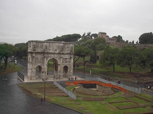 experiencias-de-viagens-roma-arco-de-constantino