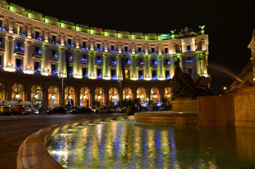 experiencias-de-viagens-roma-piazza-della-republica