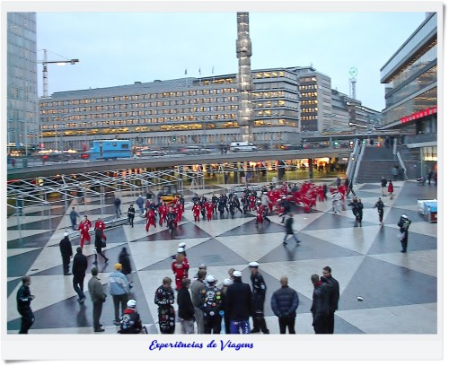experiencias-de-viagens-stockholm-Sergel-square