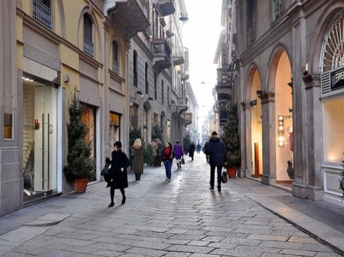 experiencias-de-viagens-milao-italia-Via Montenapoleone