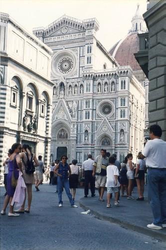 experiencias-de-viagens-florenca-italia-Piazza-Santa-Croce