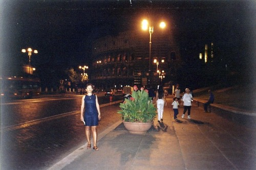 experiencias-de-viagens-roma-a-noite