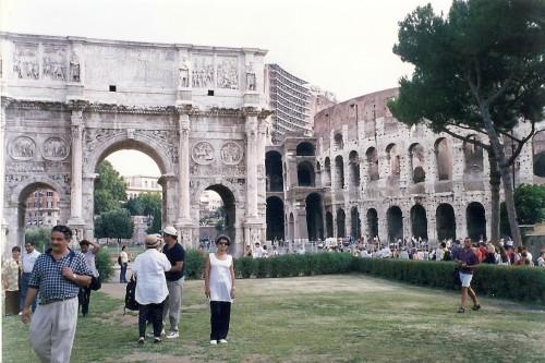 experiencias-de-viagens-roma-ruinas-e-coliseu