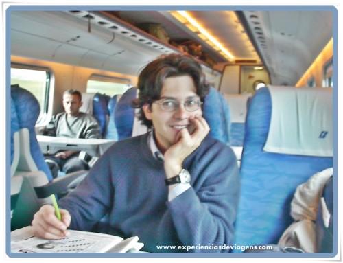experiencias-de-viagens-roma-porto-de-bari-trem