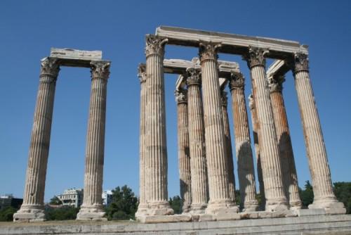experiencias-de-viagens-atenas-templo-de-Zeus
