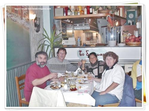 experiencias-de-viagens-athens-greek-dinner