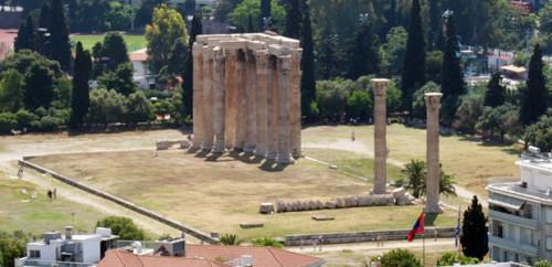 experiencias-de-viagens-athens-templo-de-zeus