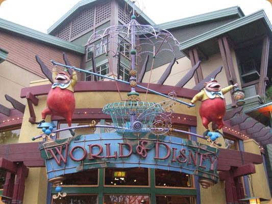 experiencias-de-viagens-downtwon-world-of-disney