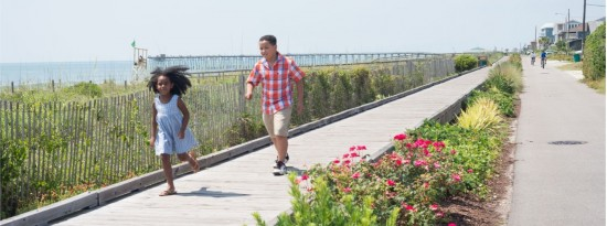 experiencias-de-viagens-north-carolina-kure-beach-boardwalk