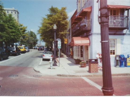 experiencias-de-viagens-north-carolina-willmington-street