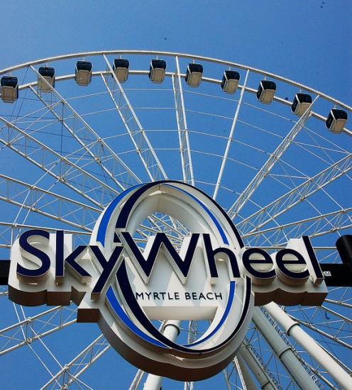 experiencias-de-viagens-myrtle-beach-skywheel