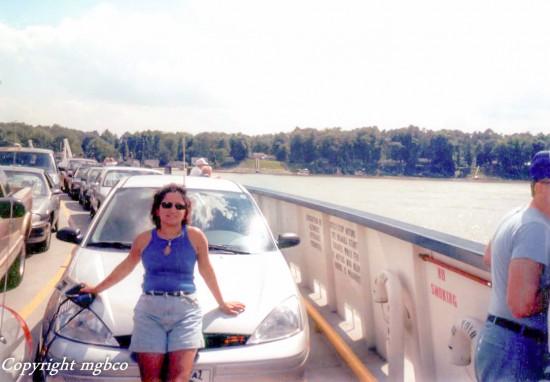 experiencias-de-viagens-williamsburg-ferry