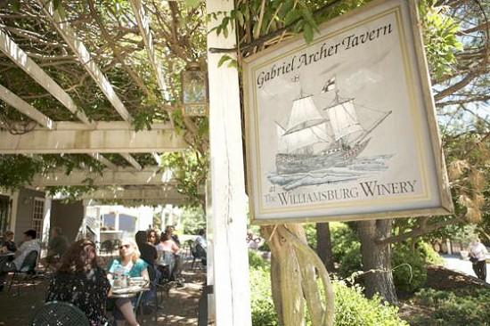 experiencias-de-viagens-williamsburg-winery