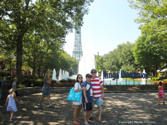 experiencias-de-viagens-kings-dominion-entrance