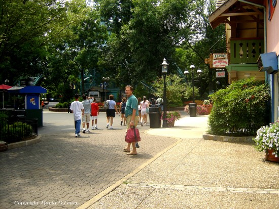 experiencias-de-viagens-kings-dominion-international-street