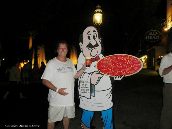 experiencias-de-viagens-kings-dominion-luigi-pizza