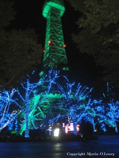 experiencias-de-viagens-kings-dominion-torre