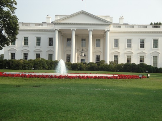 experiencias-de-viagens-washington-white-house