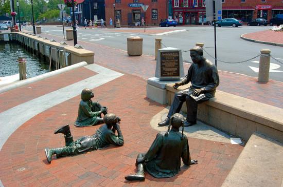 experiencias-de-viagens-annapolis-memorial
