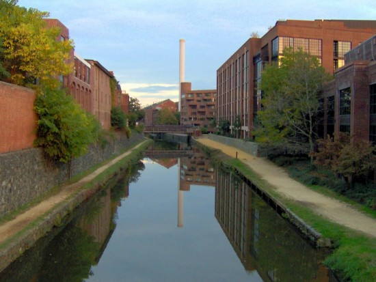 experiencias-de-viagens-washington-georgetown-canal