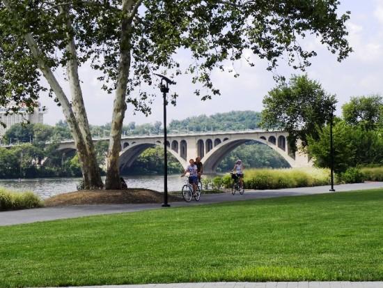 experiencias-de-viagens-washington-georgetown-potomac-river