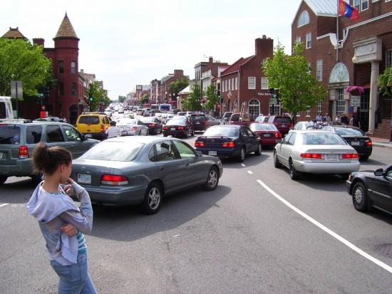 experiencias-de-viagens-washington-georgetown-streets