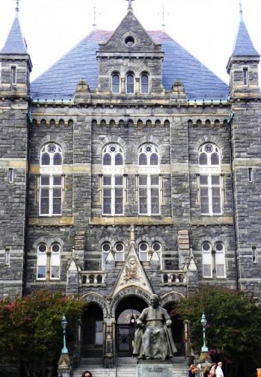 experiencias-de-viagens-washington-georgetown-university
