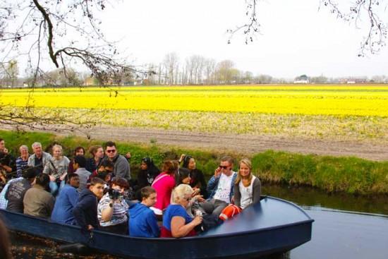 experiencias-de-viagens-amsterdam-barco-keukenhof