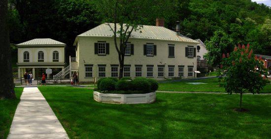 experiencias-de-viagens-Berkeley-Springs-State-Park wikipedia