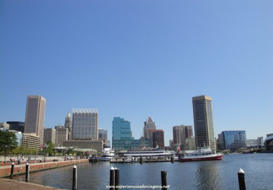 experiencias-de-viagens-baltimore-harbour-view