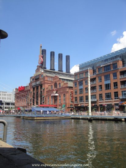 experiencias-de-viagens-baltimore-power-plant-view