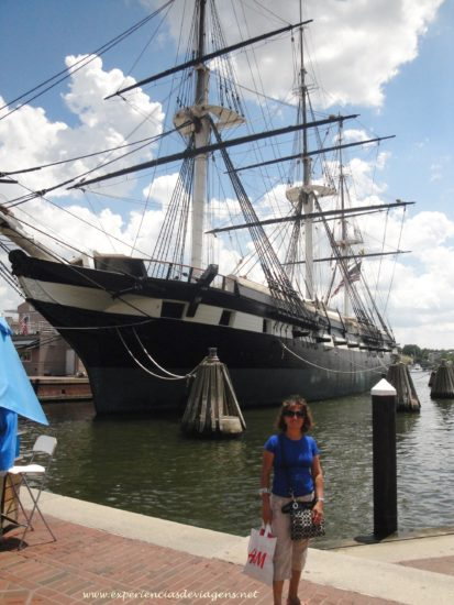 experiencias-de-viagens-baltimore-ship