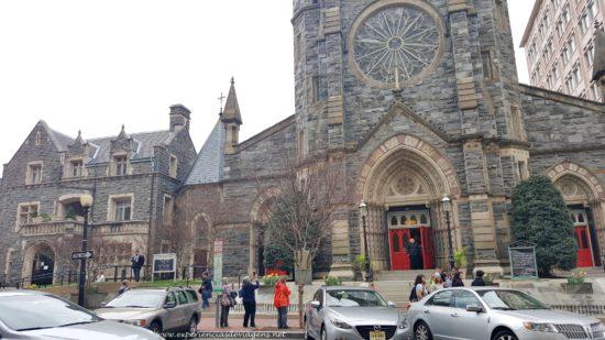 experiencias-de-viagens-dc-st-patrick-church