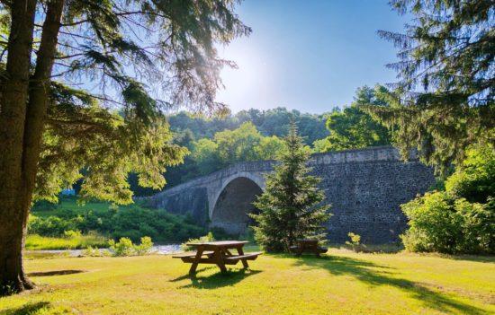 experiencias-de-viagens-grantsville-casselman-bridge-park