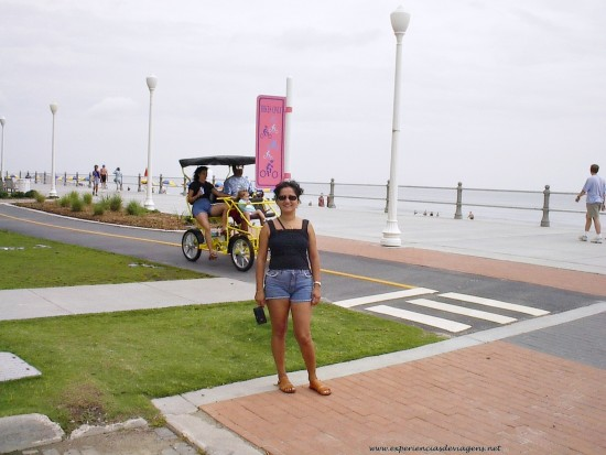 experiencias-de-viagens-virginia-beach-calcadao-bike