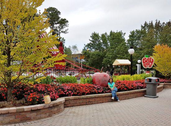 experiencias-de-viagens-kings-dominion-halloween-parque