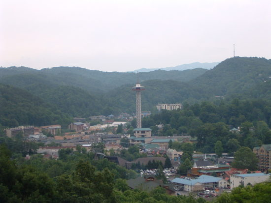 Gatlinburg,Tennessee