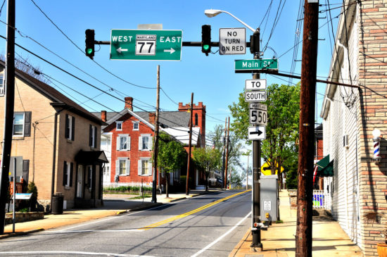 Thurmont-Maryland