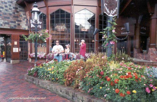 experiencias-de-viagens-gatlinburg-garden
