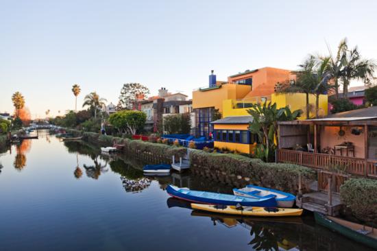 experiencias-de-viagens-california-venice-canal